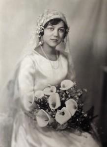 Marjorie Sibbald - Grandmother of Peter Sibbald